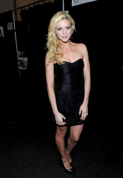 More Pics of Brittany Snow Little Black Dress (1 of 5) - Brittany Snow Lookbook - StyleBistro