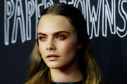 Cara Delevingne Bright Eyeshadow