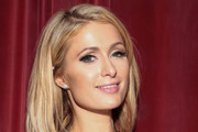 Paris Hilton Mid-Length Bob
