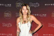Paris Jackson Strapless Dress