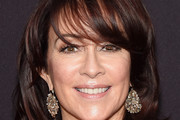 Patricia Heaton Medium Wavy Cut with Bangs