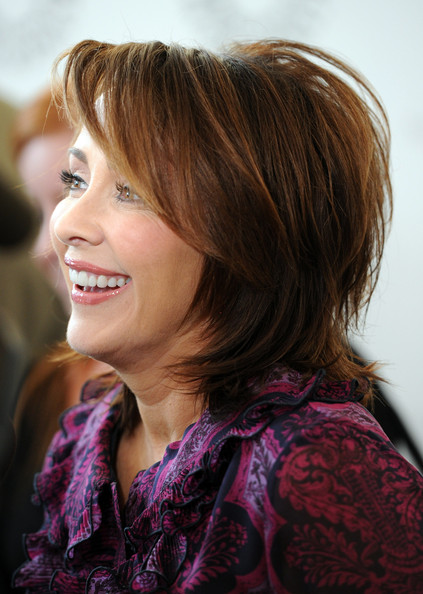 patricia heaton hairstyles : More Pics of Patricia Heaton Bob (4 of 10) - Short Hairstyles Lookbook ...