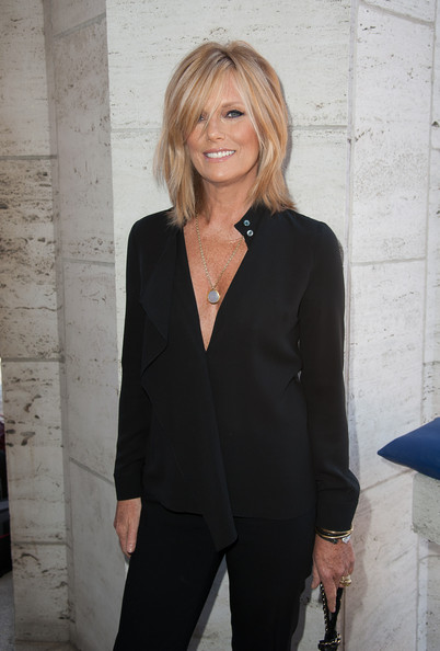 Patti Hansen Loose Blouse