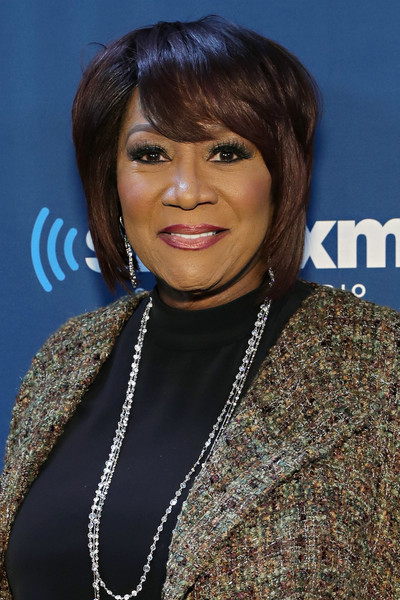 Patti LaBelle visited the SiriusXM Studios wearing her hair in a layered razor cut.
