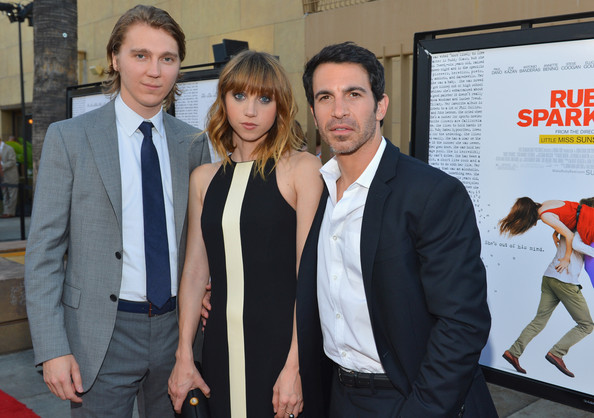 """Premiere Of Fox Searchlight Pictures' """"Ruby Sparks"""" - Red Carpet"""