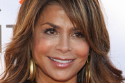 Paula Abdul Layered Cut