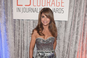 Paula Abdul Satin Clutch