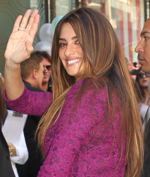 More Pics of Penelope Cruz Ombre Hair (32 of 43) - Ombre ...