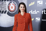 Penelope Cruz Tweed Jacket