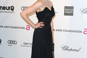 Penelope Mitchell Strapless Dress