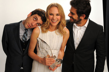 Diane Kruger Eli Roth People's Choice Awards 2010 - Portraits