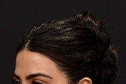 Emeraude Toubia Braided Bun