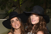 Actresses Nikki Reed (L) and Ashley Green attend People StyleWatch & REVOLVE Fashion and Festival Event at Avalon Palm Springs on April 11, 2015 in Palm Springs, California.