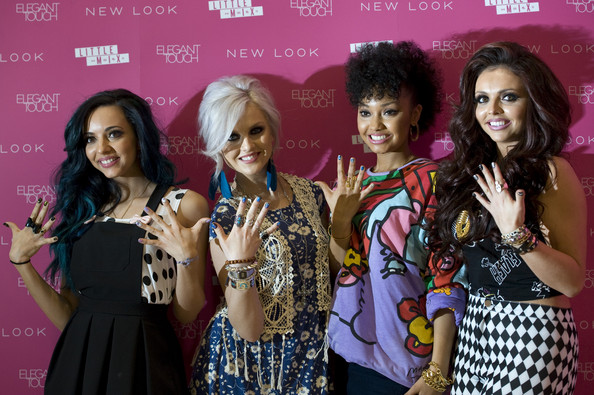 Little Mix Launch New Nail Collection 2