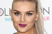 Perrie Edwards Ponytail