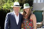 Piers Morgan Panama Hat