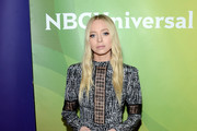 Portia Doubleday Print Dress