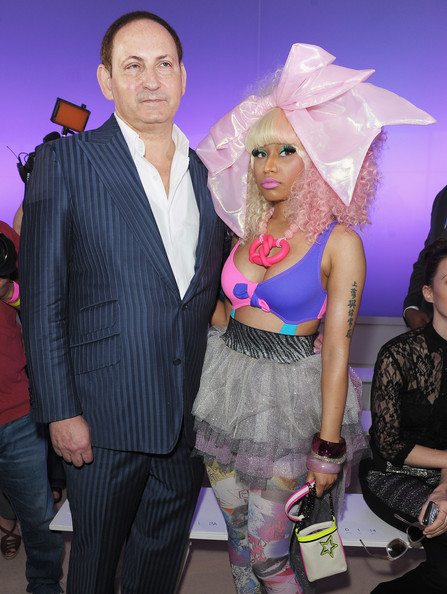 More Pics of Nicki Minaj Hair Bow (1 of 8) - Hair Bow Lookbook - StyleBistro