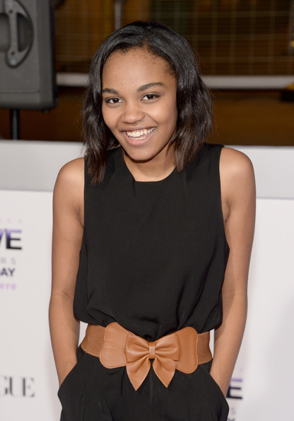 More Pics of China Anne Mcclain Asymmetrical Cut (15 of 15 ...
