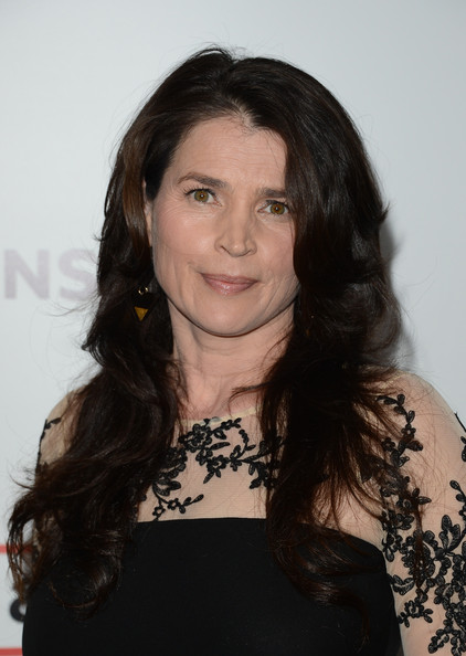 More Pics of Julia Ormond Long Curls (1 of 8) - Long Curls Lookbook - StyleBistro