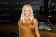 Actress Charlotte Ross arrives at the