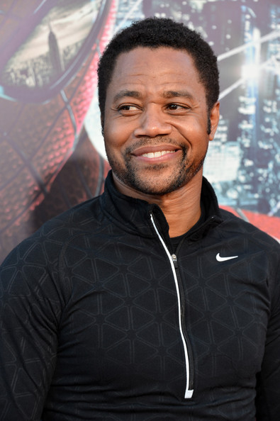 More Pics of Cuba Gooding Jr. Athletic Top (1 of 4) - Athletic Top Lookbook - StyleBistro