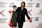 Sami Gayle and Adrien Brody Photo