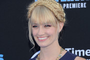 Actress Beth Behrs attends the premiere of Disney Pixar's 'Monsters University' at the El Capitan Theatre on June 17, 2013 in Hollywood, California.