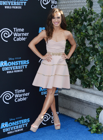 More Pics of Karina Smirnoff Platform Pumps (1 of 7) - Platform Pumps Lookbook - StyleBistro