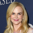Hairstyles For Women With Fine Hair: Nicole Kidman's Long Waves
