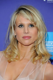 Lucy Punch made a mussed-up curly 'do look so glam at the premiere of 'A Good Old Fashioned Orgy.'
