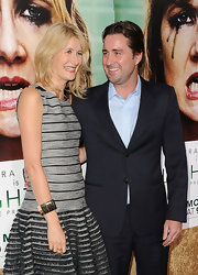Laura Dern wore a lovely bridge bracelet at HBO's premiere of 'Enlightenment'.