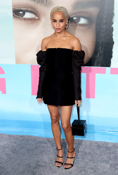 Look of the Day: February 8th, Zoe Kravitz