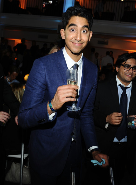 More Pics of Dev Patel Men's Suit (1 of 3) - Dev Patel Lookbook - StyleBistro