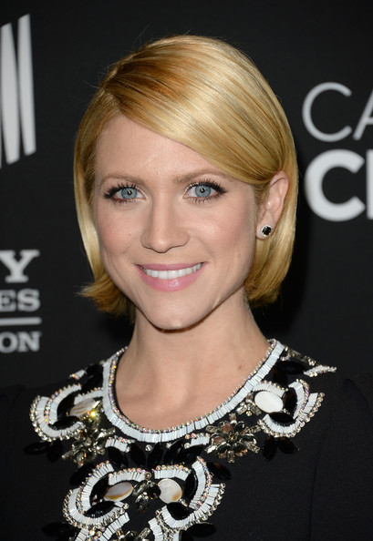 More Pics of Brittany Snow B.o.B (3 of 26) - Brittany Snow Lookbook - StyleBistro