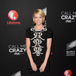 Brittany Snow Wore Naeem Khan at the Premiere of Lifetime's 'Call Me Crazy: A Five Film'
