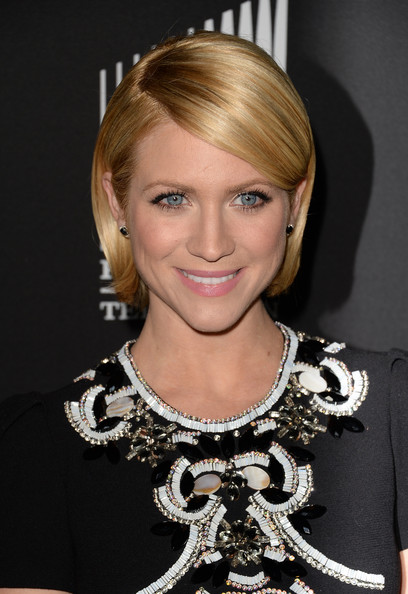 More Pics of Brittany Snow B.o.B (4 of 26) - Brittany Snow Lookbook - StyleBistro