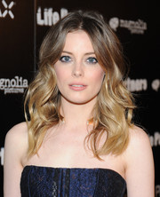 Gillian Jacobs attended the 'Life Partners' special screening looking gorgeous with her sexy center-parted waves.