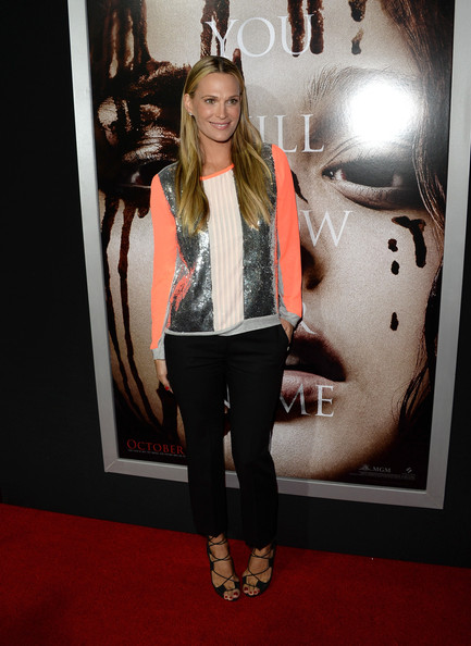More Pics of Molly Sims Slacks (2 of 9) - Molly Sims Lookbook - StyleBistro