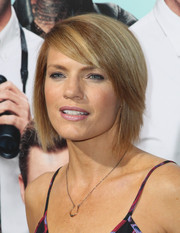 Kathleen Rose Perkins sported a sleek graduated bob at the premiere of 'Horrible Bosses.'