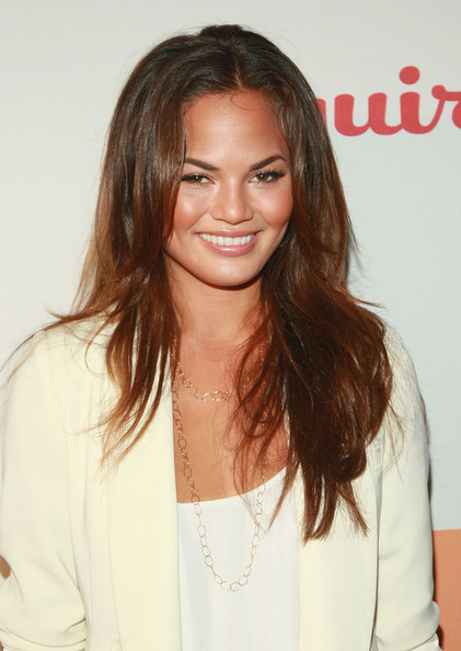Chrissy Teigen Then: