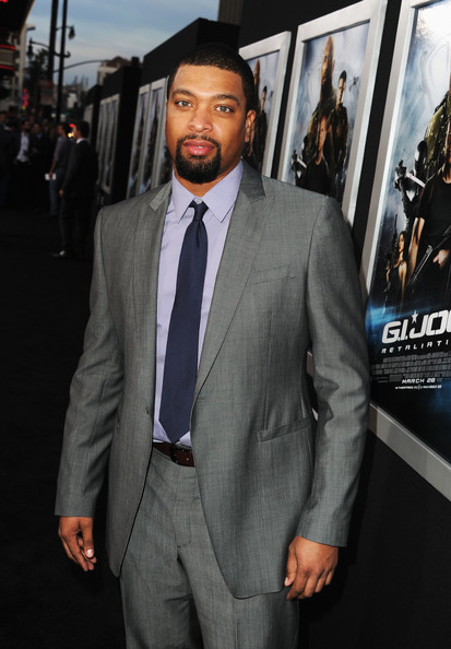 More Pics of DeRay Davis Men's Suit (1 of 4) - Men's Suit Lookbook - StyleBistro