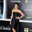 Kate Beckinsale Wore Alberta Ferretti at the 'Star Trek Into Darkness' Hollywood Premiere