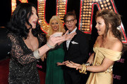 Julianne Hough and Cher Photo