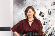Actress Vera Farmiga attends the premiere of Summit Entertainment's