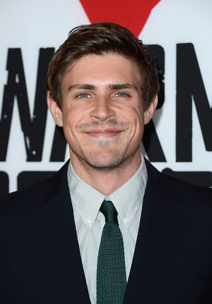 More Pics of Chris Lowell Knit Tie (1 of 3) - Chris Lowell Lookbook - StyleBistro