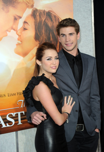 More Pics of Liam Hemsworth Blazer (2 of 53) - Liam Hemsworth Lookbook - StyleBistro [touchstone pictures,the last song,suit,hairstyle,formal wear,premiere,fashion,event,dress,tuxedo,little black dress,arrivals,liam hemsworth,miley cyrus,actress,arclight hollywood,l,premiere,premiere]