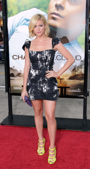 More Pics of Brittany Snow B.o.B (1 of 7) - Brittany Snow Lookbook - StyleBistro