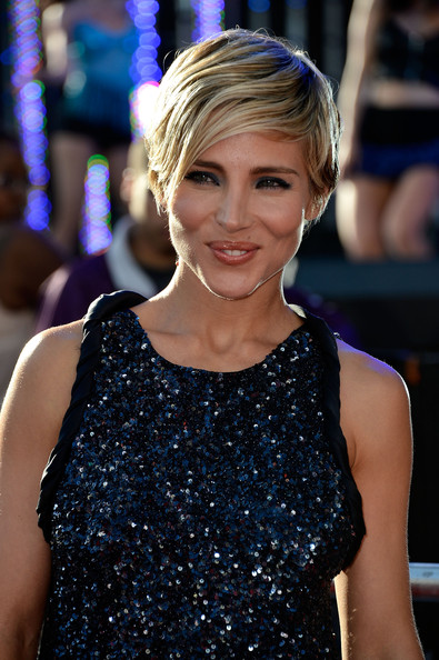 More Pics of Elsa Pataky Pixie (3 of 7) - Short Hairstyles Lookbook - StyleBistro