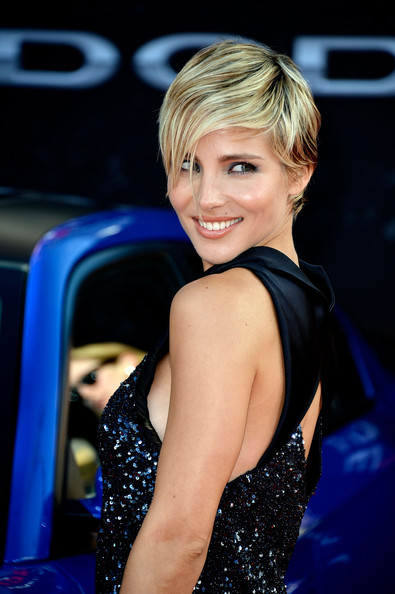 More Pics of Elsa Pataky Pixie (5 of 7) - Short Hairstyles Lookbook - StyleBistro